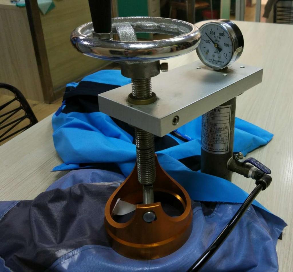 textiles testing